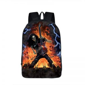 bag at back head of dead guitar metal price