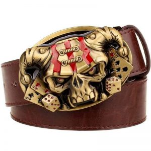 belt head of dead joker at sell