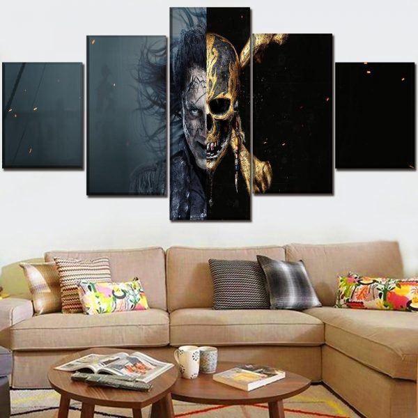 board head of dead captain pirate format xxl with frame price