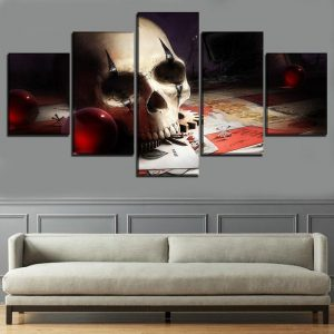 board head of dead game of poker format xxl with frame at sell