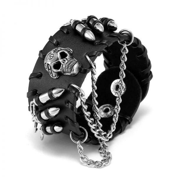 bracelet head of dead rocker price