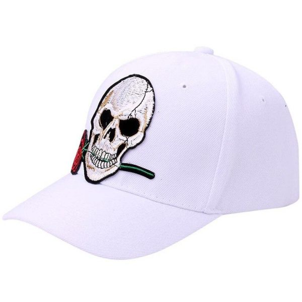 Skull cap for men and women 3 colors possible