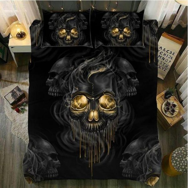 cover of quilt head of dead diabolical great king had 240x260cm