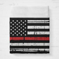 cover of quilt head of dead flag usa great king had 240x260cm at sell