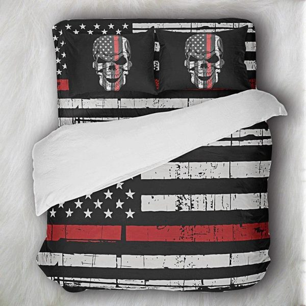 cover of quilt head of dead flag usa great king had 240x260cm not dear