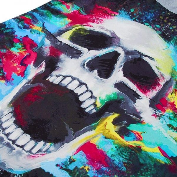 dress head of dead multicolored gothic xl at sell