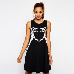 dress head of dead skeleton xl buy