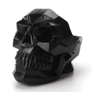 head of dead 3d pink skull kingdom