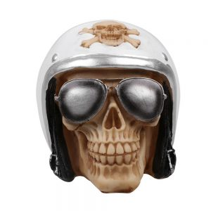 head of dead biker price