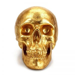 head of dead gold not dear