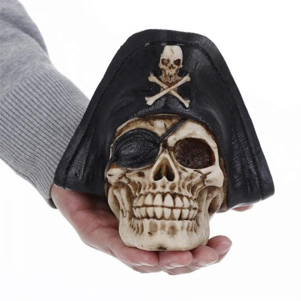 header of dead pirate head of death