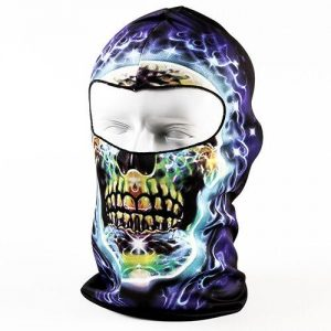 hood head of dead multicolored at sell