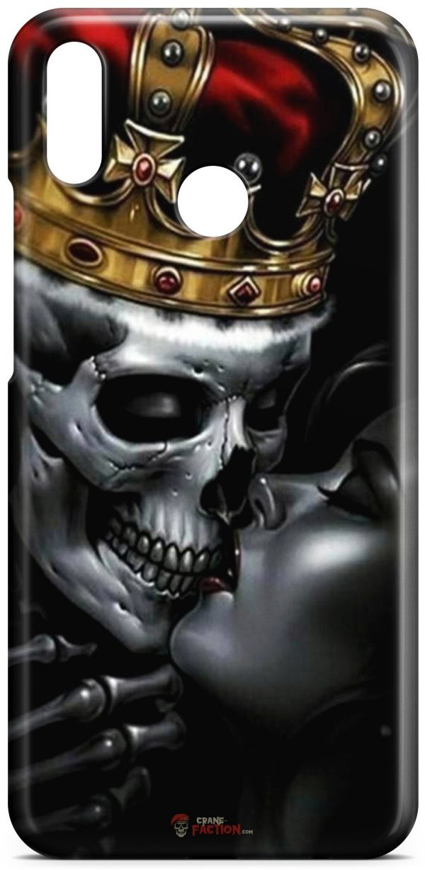 hull head of dead huawei the king skeleton huawei mate 20 pro skull kingdom