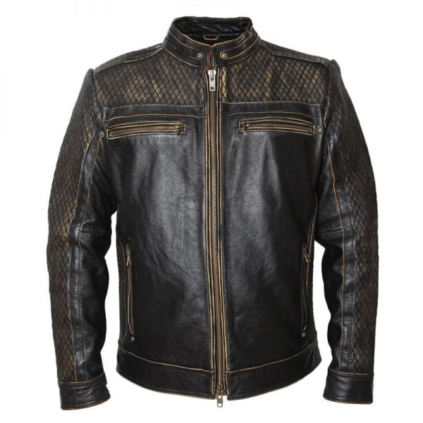 jacket head of dead as of spades leather xl buy