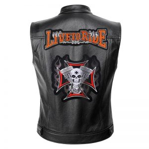 jacket head of dead live to wrinkled xxl skull kingdom