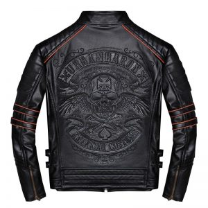 jacket head of dead urban baron leather xxl price