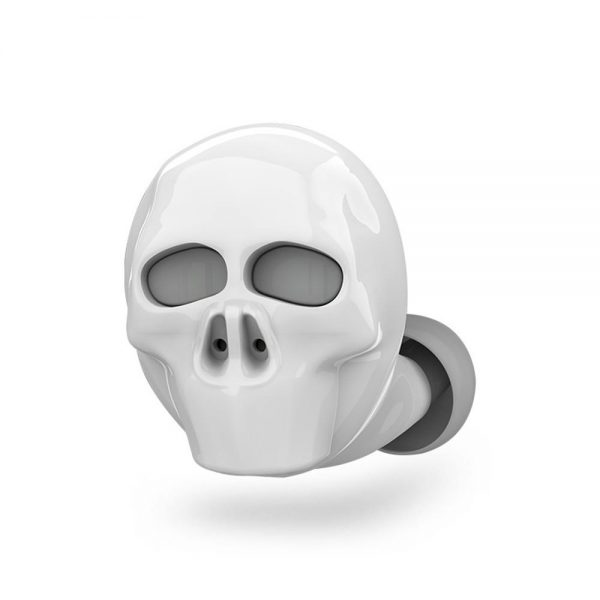 listeners head of dead without thread bluetooth grey accessory head of death