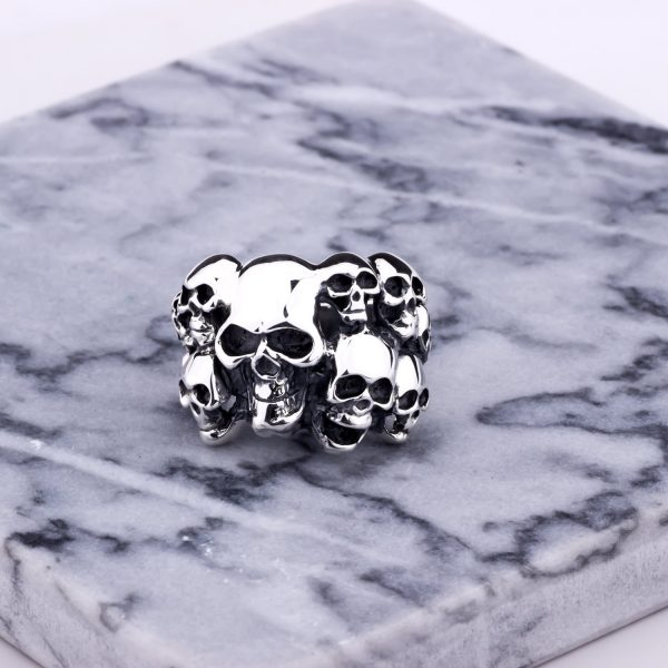 ring head of dead army gothic money 70 buy