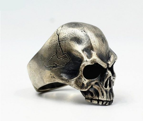 ring head of dead authentic skull money 69 buy