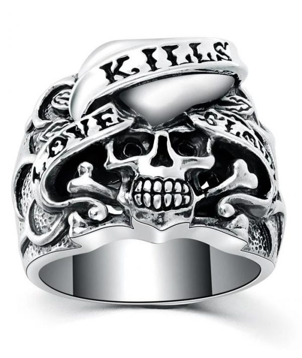 ring head of dead biker love money 70 to sell