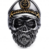 ring head of dead captain carlos steel 75