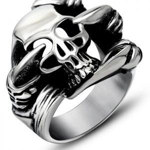 ring head of dead claws deadly steel 67 buy