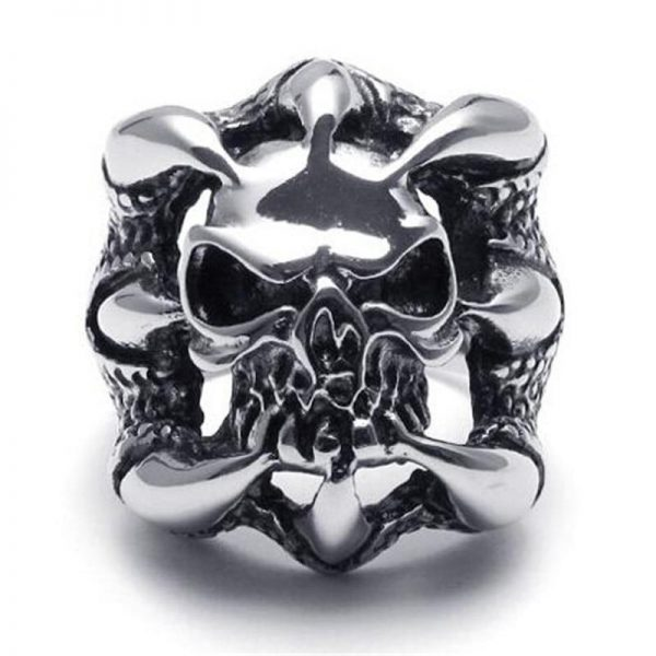 ring head of dead claws of dragon steel 65