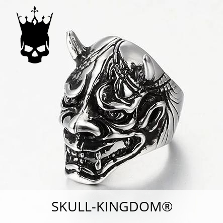 ring head of dead devil of hell 15 75 mm at sell