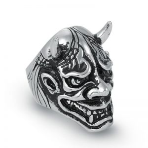 ring head of dead devil of hell 15 75 mm not dear