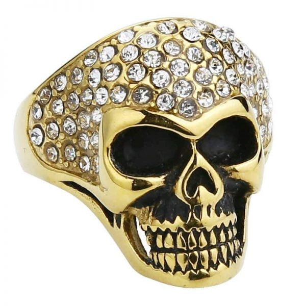 ring head of dead diamond fancy 15 75 mm gold price