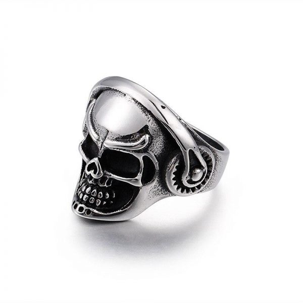 ring head of dead dj steel 67 to sell