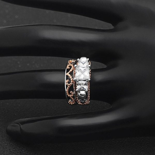 ring head of dead duo luxurious steel 67 price