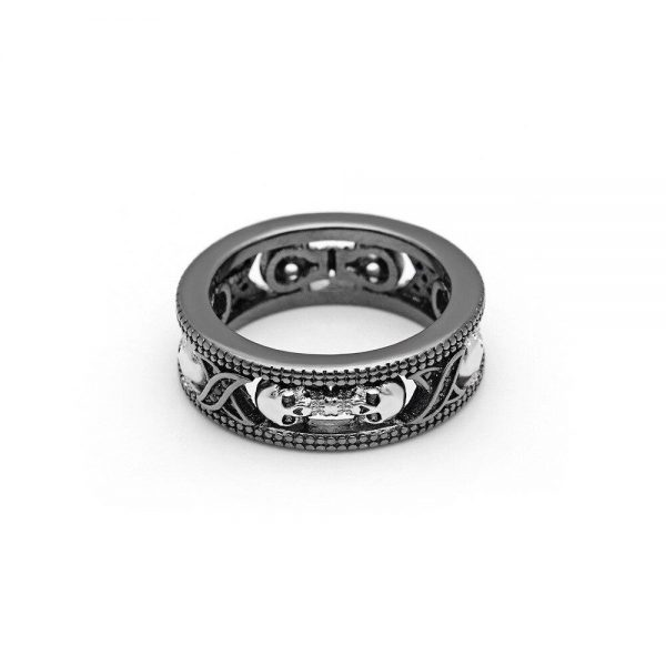 ring head of dead engagement 13 69mm black
