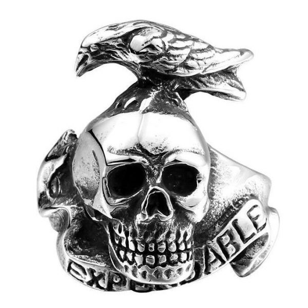 ring head of dead expendable 15 75 mm jewel head of death