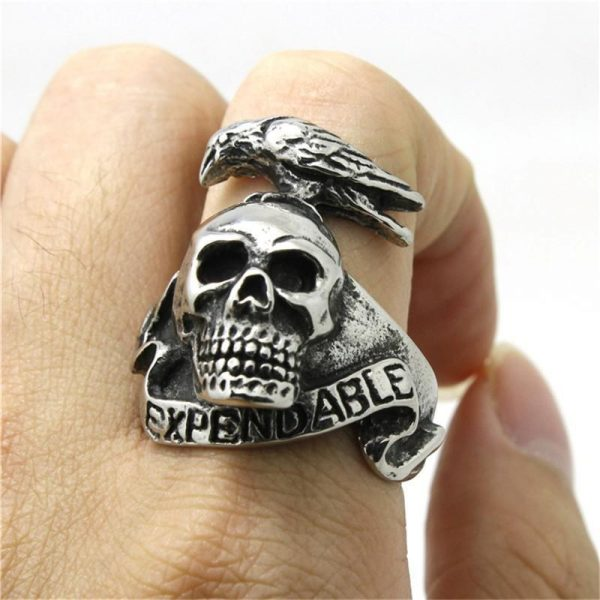 ring head of dead expendable 15 75 mm not dear