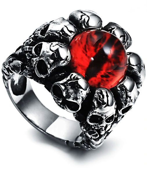 ring head of dead eye of sauron steel 70 or price