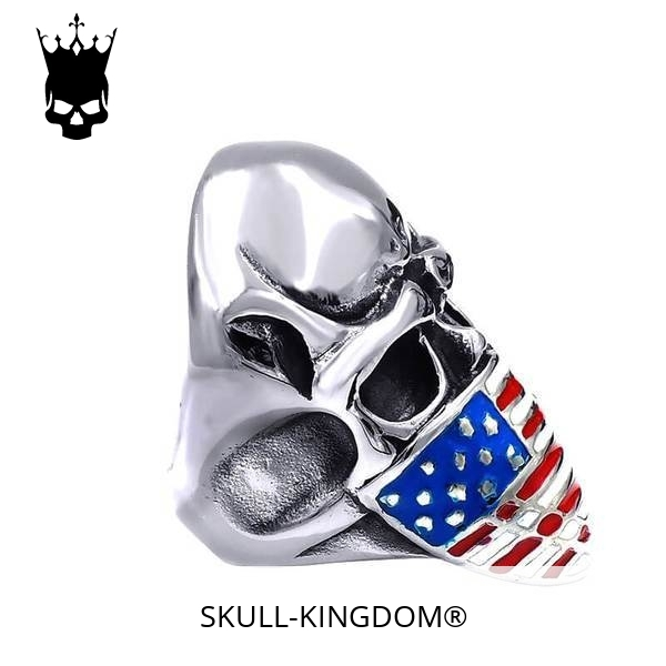 ring head of dead flag usa 15 75 mm at sell