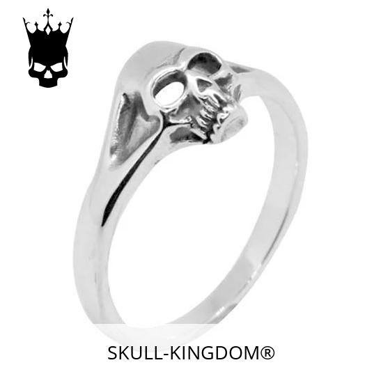 ring head of dead ghost eyes money 12.67.5mm at sell