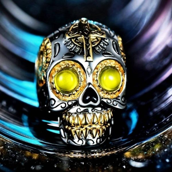 ring head of dead god mexican steel 75 price
