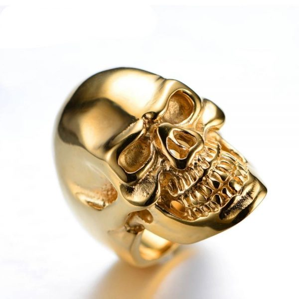 ring head of dead gold 15 75 mm price