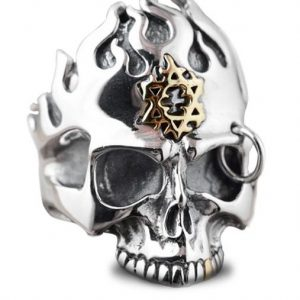 ring head of dead gothic money 70