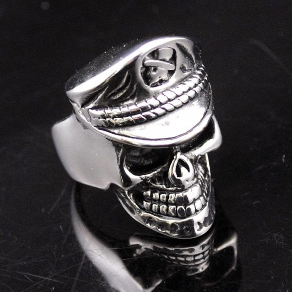 ring head of dead guardian of the peace steel 70 ring head of death