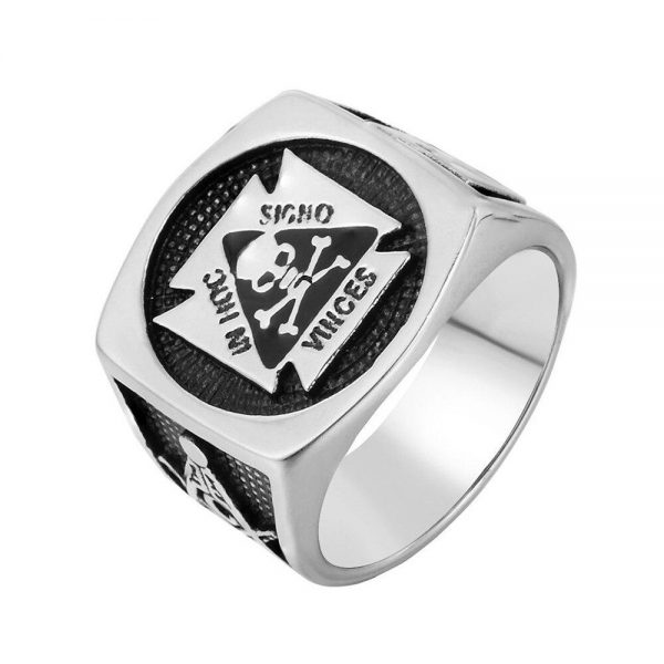 ring head of dead in hoc signo vinces 13 69mm price