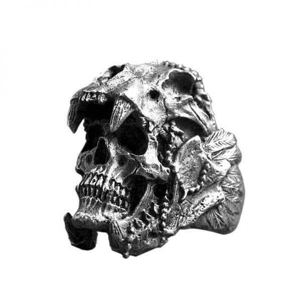 ring head of dead indian 14 72 5mm at sell
