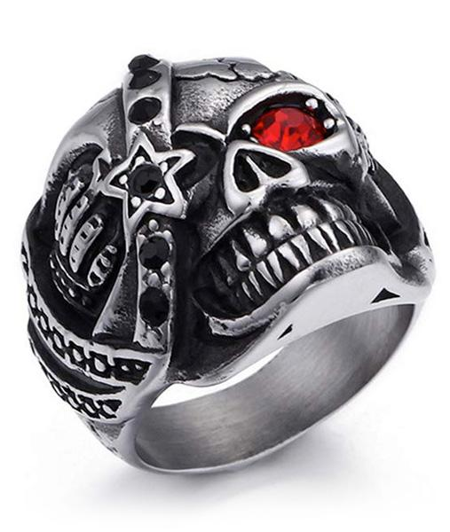 ring head of dead lord of war steel 70 price
