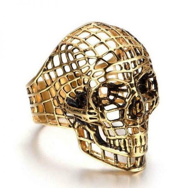 ring head of dead man spider steel 70 or at sell