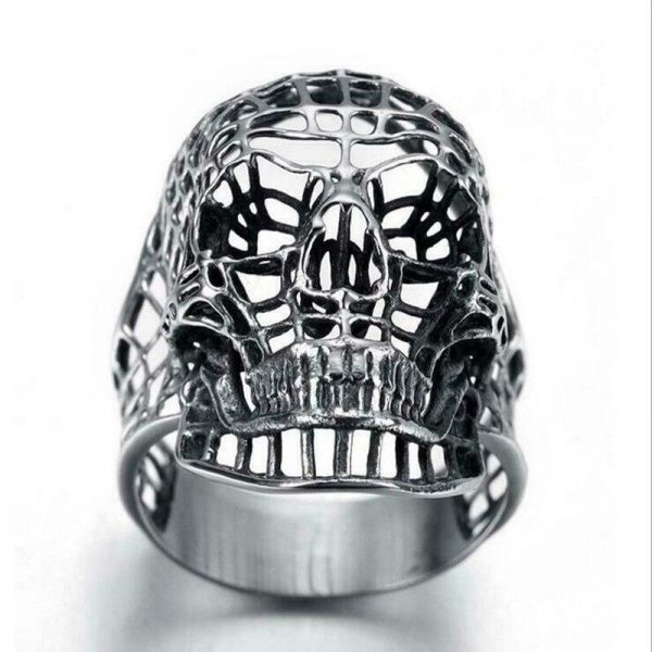 ring head of dead man spider steel 70 or price