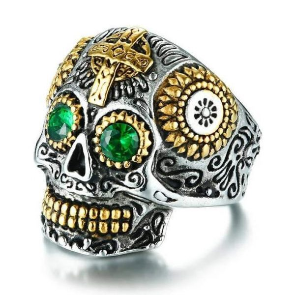 ring head of dead mexican 14 72mm price