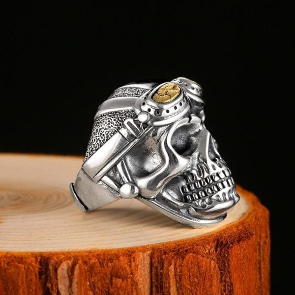 ring head of dead military aviator money at sell