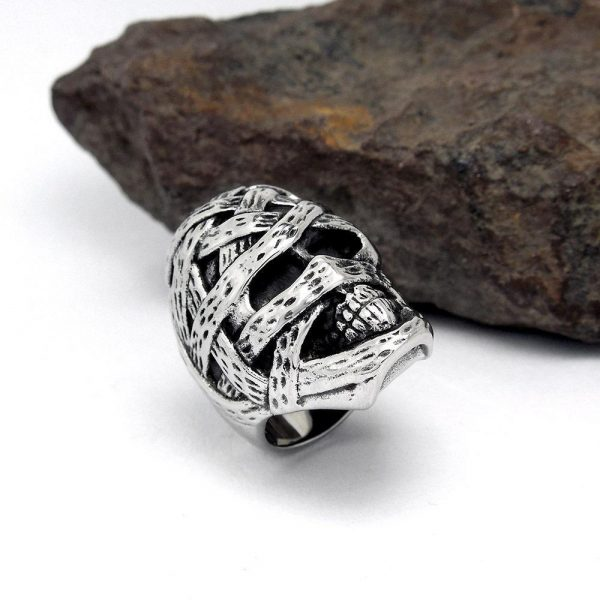 ring head of dead mummy cursed steel 67 price